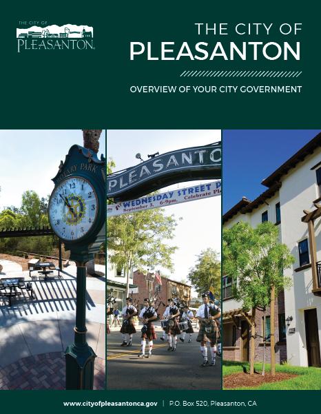 City of Pleasanton, CA - Your City Government